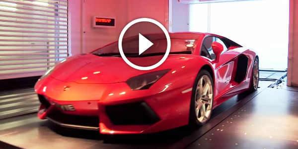 Elegant lamborghini aventador parking directly in the living room of hamilton scotts in singapore no car no fun muscle cars and power cars with lamborghini