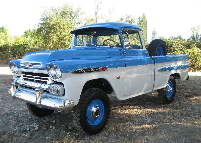 Napco Chevy And Gmc Trucks
