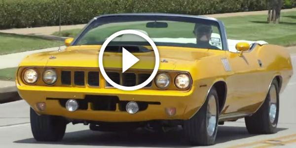 Nash Bridges 1971 Plymouth Hemi Cuda Let S Go For A