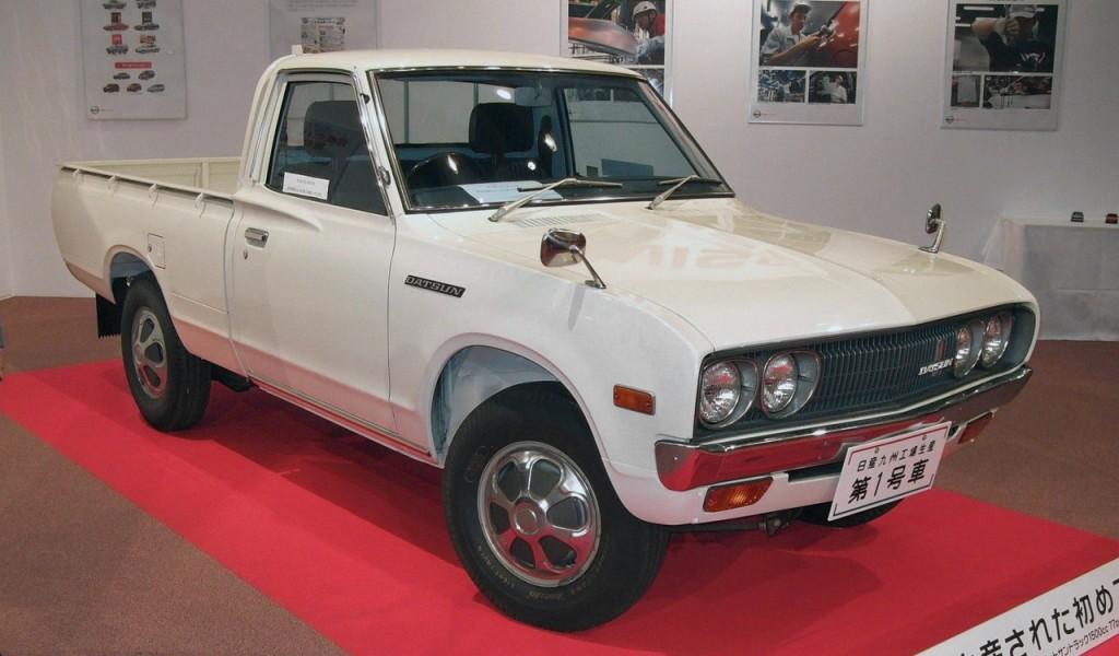 Datsun on 1970 Dodge 4 Door Truck