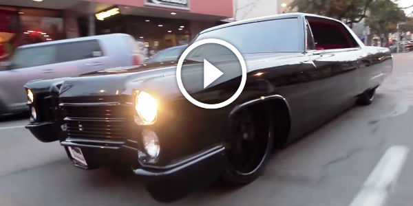 Cadillac Coupe Deville 1965 lowrider