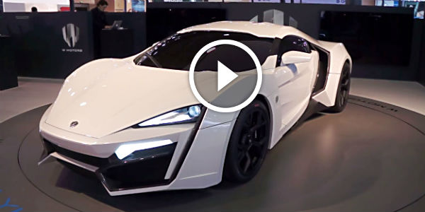 Most Expensive Car in the World 2015