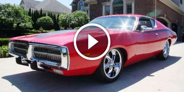 Amazing rate this 1972 dodge charger 440 clone with foose for Vanguard motors for sale