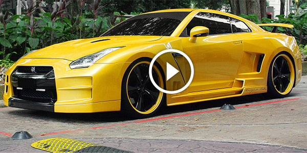 The Fastest Car In The World 2015 >> GODZILLA POWER All Over The World! These Are The 11 Most ...