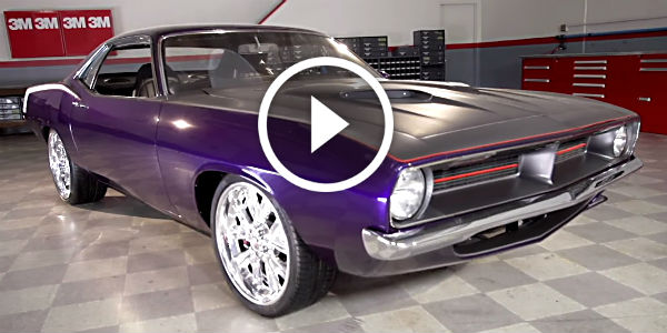 SEE THE RESULT Master Designer Chip Foose Brings A 1970 PLYMOUTH