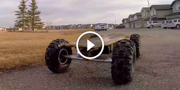 Watch This Impressive World S First Electric Off Road