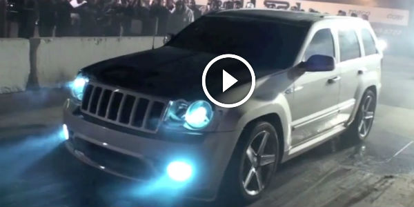 2015 Dodge Magnum >> NO WAY MAN! This Is The SICKEST SLEEPER 1000hp+ JEEP SRT8 In The WORLD! WATCH OUT! - NO Car NO ...