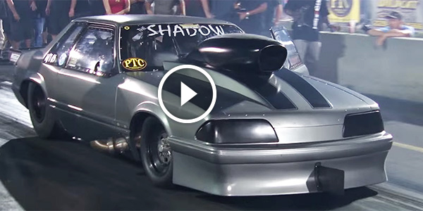 WORLD's FASTEST DRAG RACE! (4.1s for 1/8 Mile) BLINK and IT's DONE ...