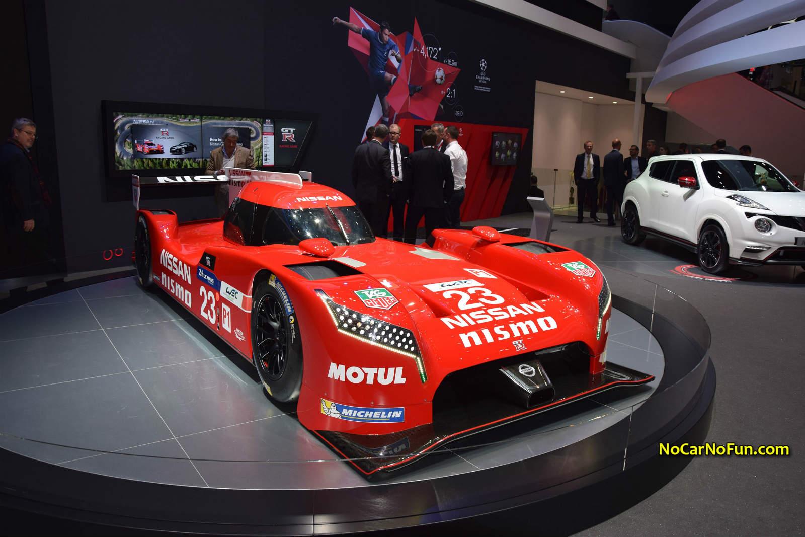 2015 Nissan Gt R Lm Nismo 1250 Hp 02 2015 Geneva Motor