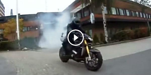 Ghost Rider Bhp Suzuki Hayabusa Turbo