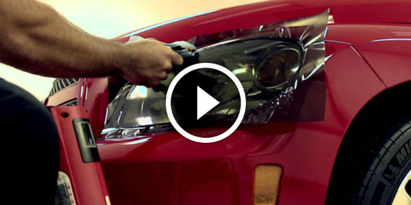 complete video guide how to tint your car headlights and make them look totally cool and. Black Bedroom Furniture Sets. Home Design Ideas