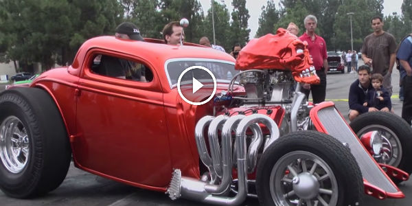 stagerring deadly hot rod called achmedmobile no car no. Black Bedroom Furniture Sets. Home Design Ideas