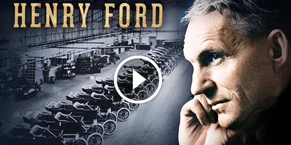 YOU DIDN'T KNOW THIS: The 5 Biggest Tales About Henry Ford – a Man That Autoindustry OWES EVERYTHING!