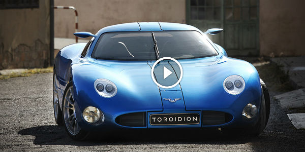 TOROIDION 1MW (300mph) – FULLY ELECTRIC Powerful MONSTER – Watch This STUNNING Beast!
