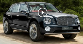 Bentley Bentayga concept