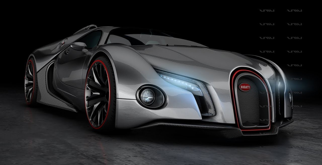 The Ultimate Supercar Bugatti Chiron That Will Make The Other