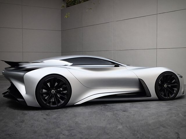 Infiniti Vision GT Concept right side view - NO Car NO Fun ...