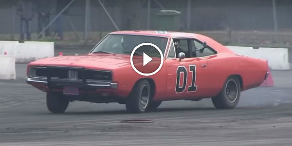This Is Why It Is Called General Lee 1969 Dodge Charger R