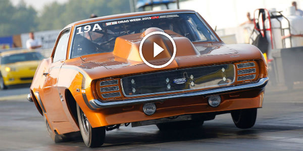 Meet The Fastest 1969 Chevrolet Camaro In The World Tom