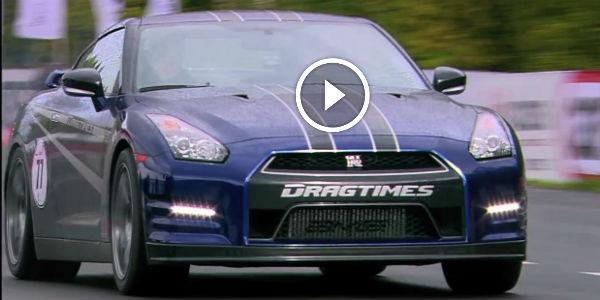 Gtr Alpha 12 >> Ams Performance S Nissan Gt R Ams Alpha 12 Hitting 347 Km H