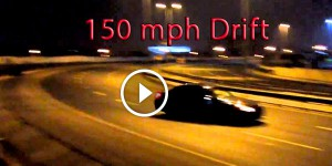 233 Km Drift Bmw Mpower E60 M5