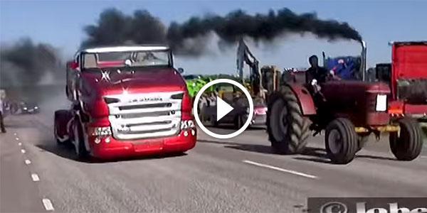 trucks vs cars essay