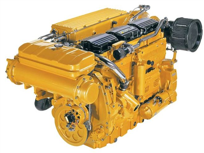 Best Diesel Engine Truck >> Caterpillar C12 Super Truck Racing Engine 2 No Car No
