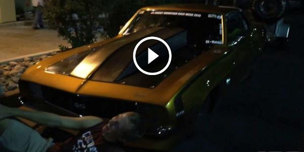 3 000 Hp Big Block Chevy Camaro Pure Muscle Beast Born