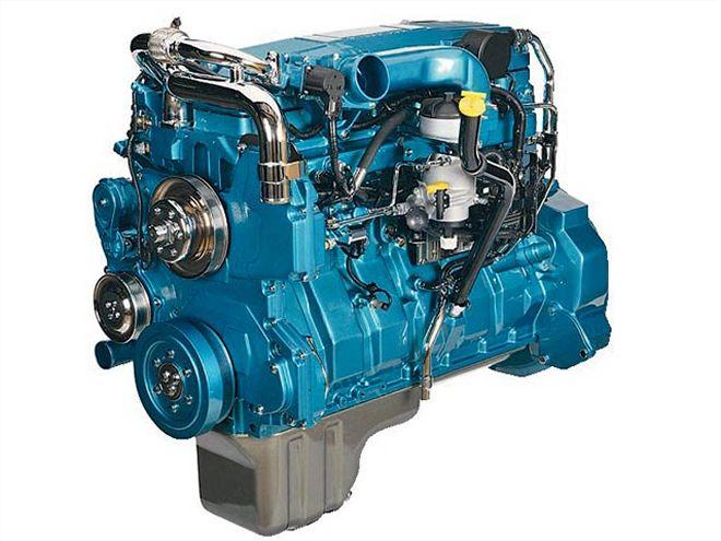 Caterpillar C12 Super Truck Racing Engine (2) - NO Car NO