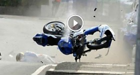 Most Dangerous event in the WORLD 2015 - Isle Of Man Tourist Trophy 300+ Kmh Street-Race