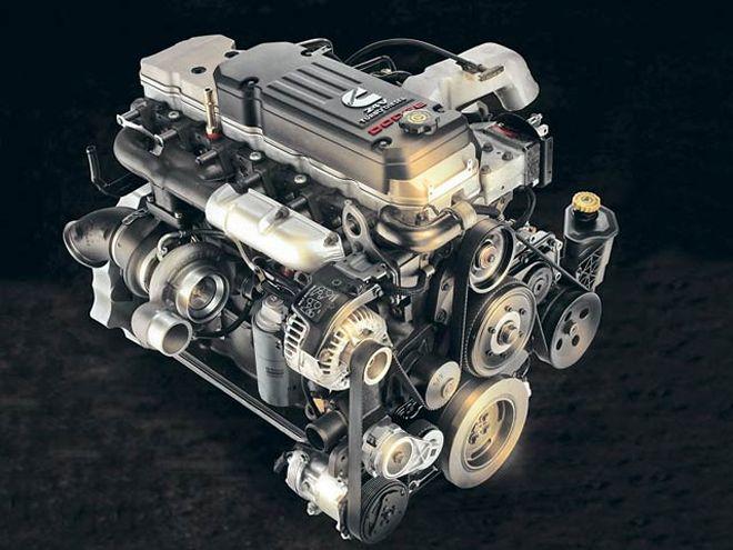 The Mins B Series Engine