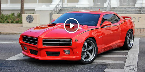 The Modern Version Of The Pontiac Gto The Judge Is Here