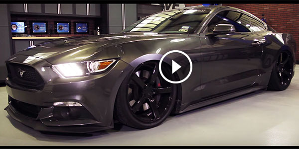 BAGGED 2015 MUSTANG GT Looks Better Than Any Other Mustang You Will Ever See!!!