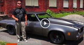 1973 Chevrolet Chevelle Bank Robber's Special -- BIG MUSCLE