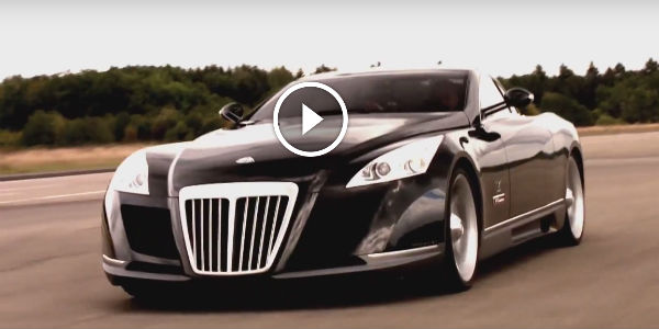 Maybach Exelero Is The 8 Million Dollar Car That You