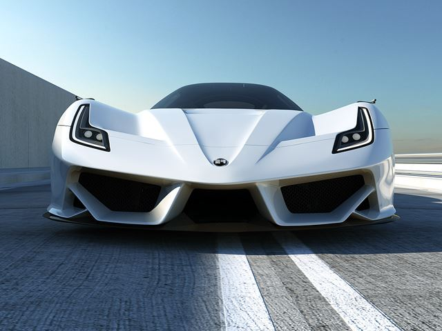 American supercar ER W70 front end - NO Car NO Fun! Muscle ...