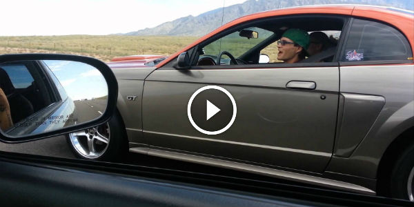 DOMESTIC VS IMPORT BATTLE BEGINS: This Time Ford Mustang GT Versus Tuned Honda Civic!!!