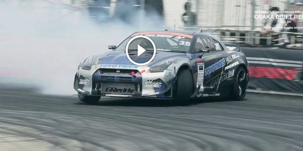 the best nissan gtr drifting in japan at 2015 d1 grand. Black Bedroom Furniture Sets. Home Design Ideas