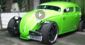 Extremely LOUD Volkswagen Beetle