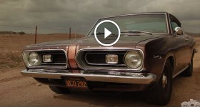 In Torque We Trust - 1967 Plymouth Barracuda Formula S