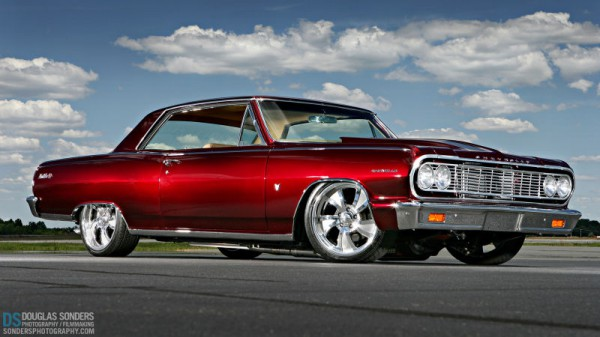 STAGGERING Pro Touring 1964 Chevy Chevelle Resto Mod Anxious