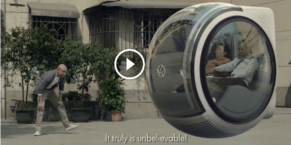 This Flying Two Seater Car Introduced By Volkswagen Is Coming Straight From The Future No Fun Muscle Cars And