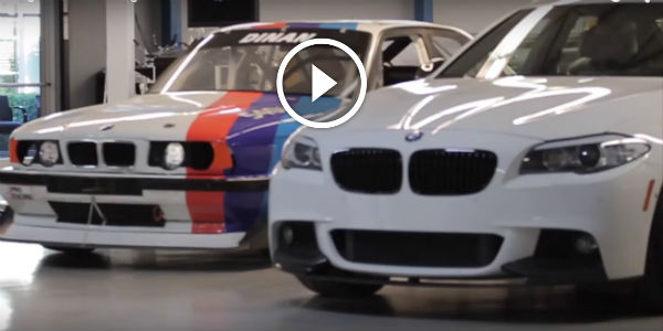 The Icon Of The Bmw World Steve Dinan Takes You All The