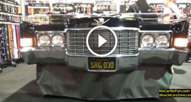Cadillac Show Stand - 2015 Sema Motor Show