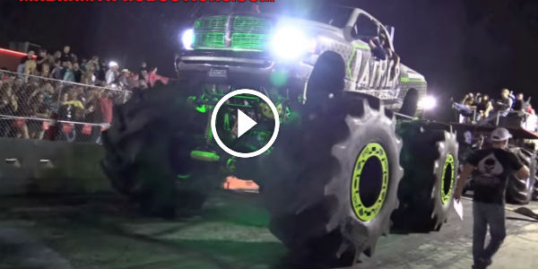This Dodge Diesel Mega Truck From Lather Construction Is