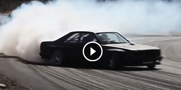 2015 Dodge Magnum >> Mercedes Benz S Class Coupe C126 DRIFTING WITH ABSOLUTE ...