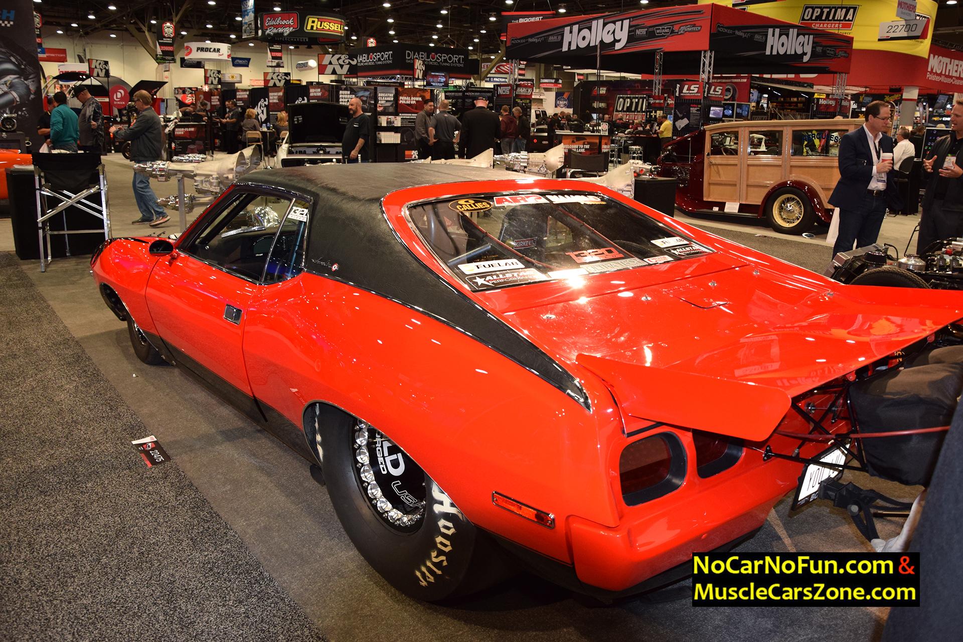 1973 Amc Javelin Ultra Tech Racing Engines 221b Drag Car