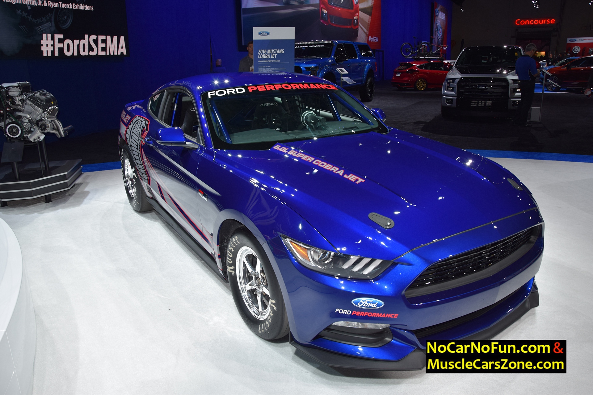 Mustang Cobra Jet 2015 2015 Ford Mustang Cobra Jet 2012 ford