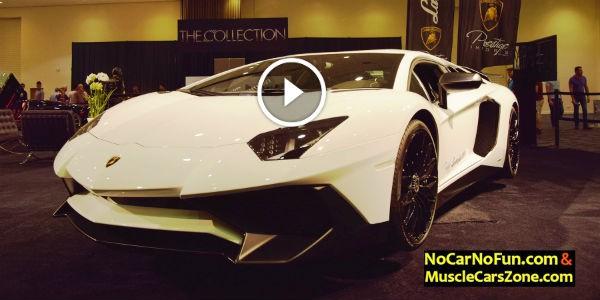 2016 Lamborghini Aventador Prestige Imports And 3 Other