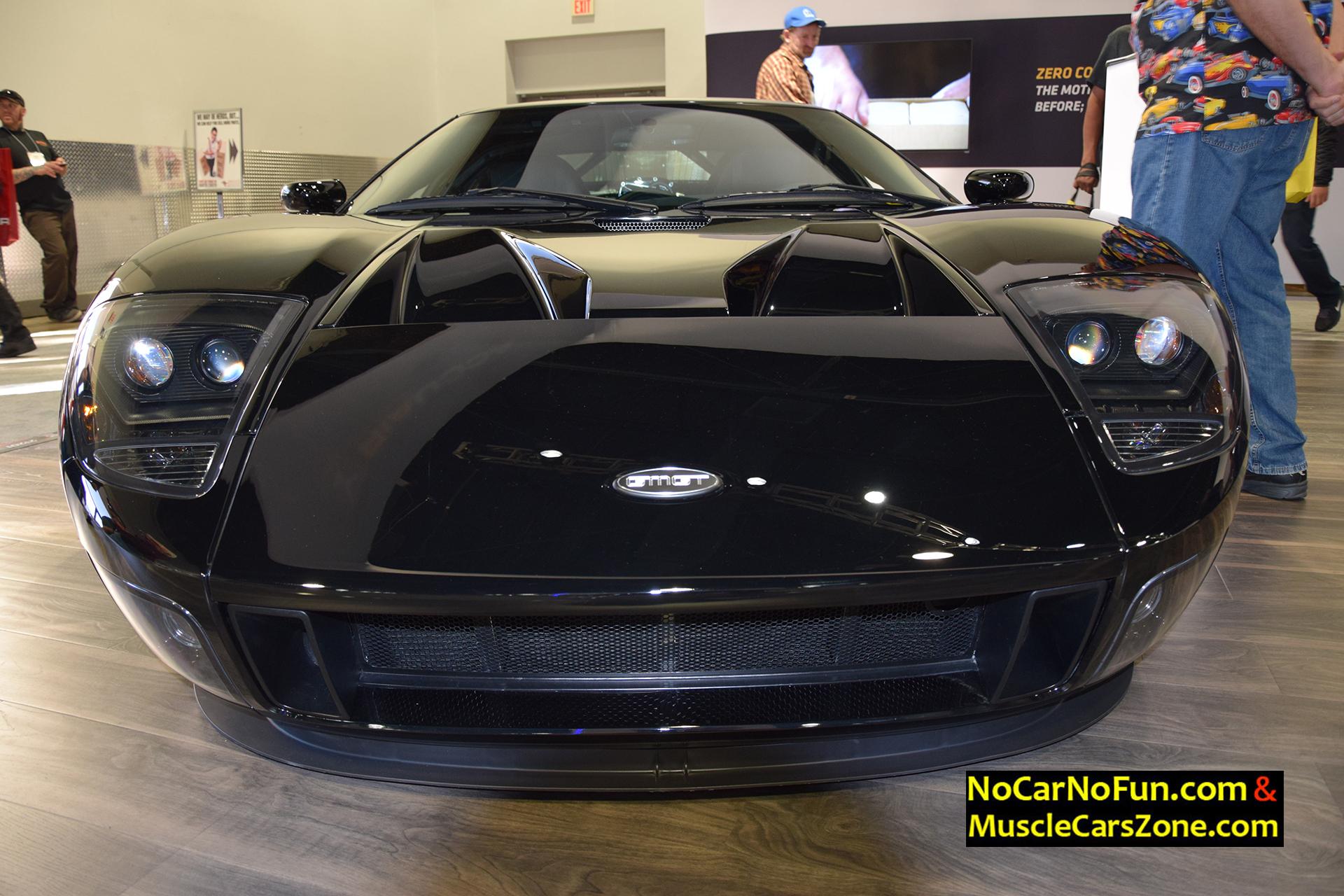 Classic Ford GT Gas Monkey Garage SEMA Motor Show NO - Gas monkey car show